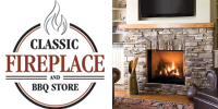 Classic Fireplace logo